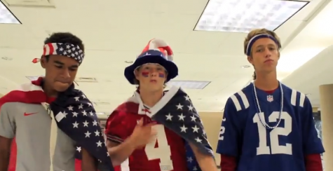 North Central High School Uptown Funk Music Video 2015