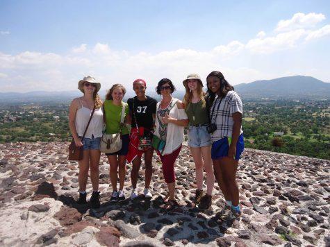 Teacher to take Students on Mexico Trip