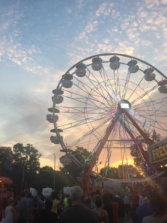 State Fair Bucket List