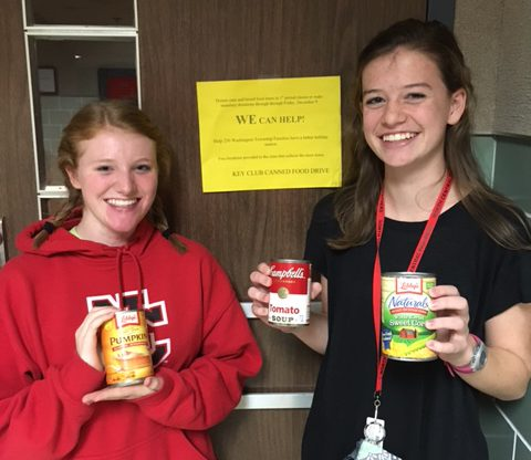 Annual Canned Food Drive Overview