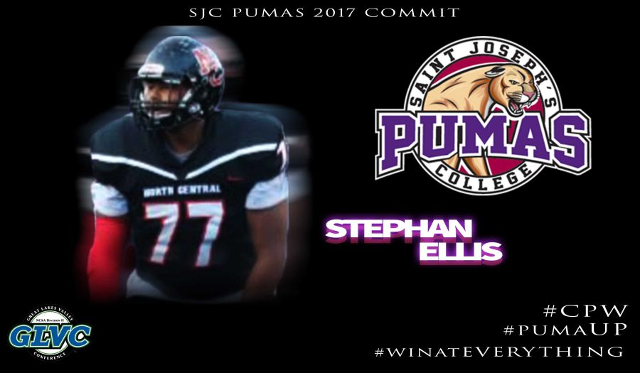 Football Player Commits to Compete at Collegiate Level