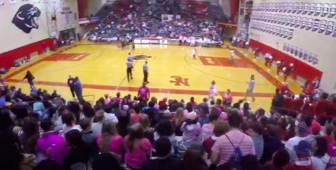 NC Basketball Versus Warren Game Video