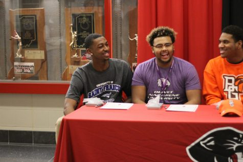 National Signing Day: Football Players