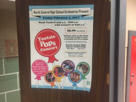 Annual Tootsie Pop Concert Information