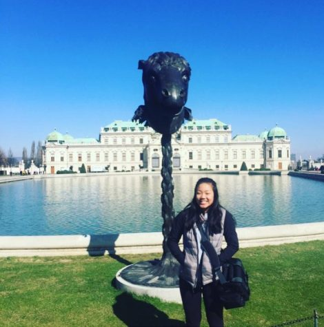 Orchestra Travels Abroad Over Spring Break