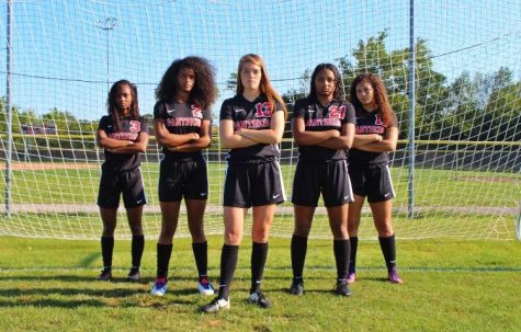 Five things to know about the girls soccer team
