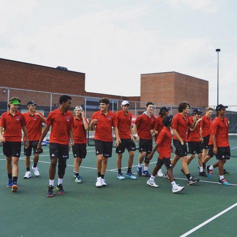 5 things to know about NC vs Carmel boys tennis
