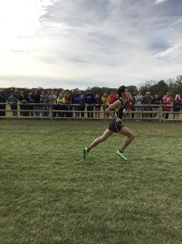 Ian Hunter finishes strong at Semi-State.