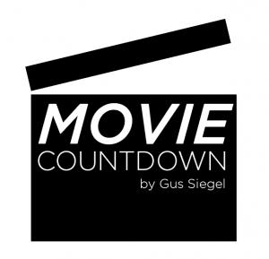 Gus's top 5 movie countdown
