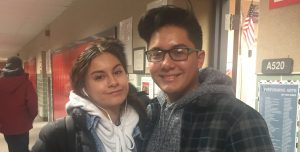 Sibling Rivalry: Giovanni and Itzy Castillos