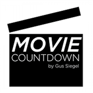 Movie Countdown- Top movies to see in theaters