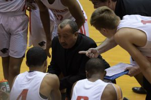 Varsity basketball coach Doug Mitchell announces retirement
