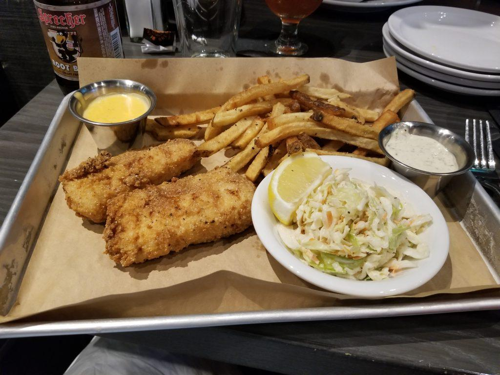 Fish+and+chips+originated+in+the+United+Kingdom.+Blind+Owl+Brewery+is+located+on+5014+E+62nd+St%2C+Indianapolis%2C+IN+46220.