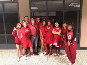 Day five of Spirit Week