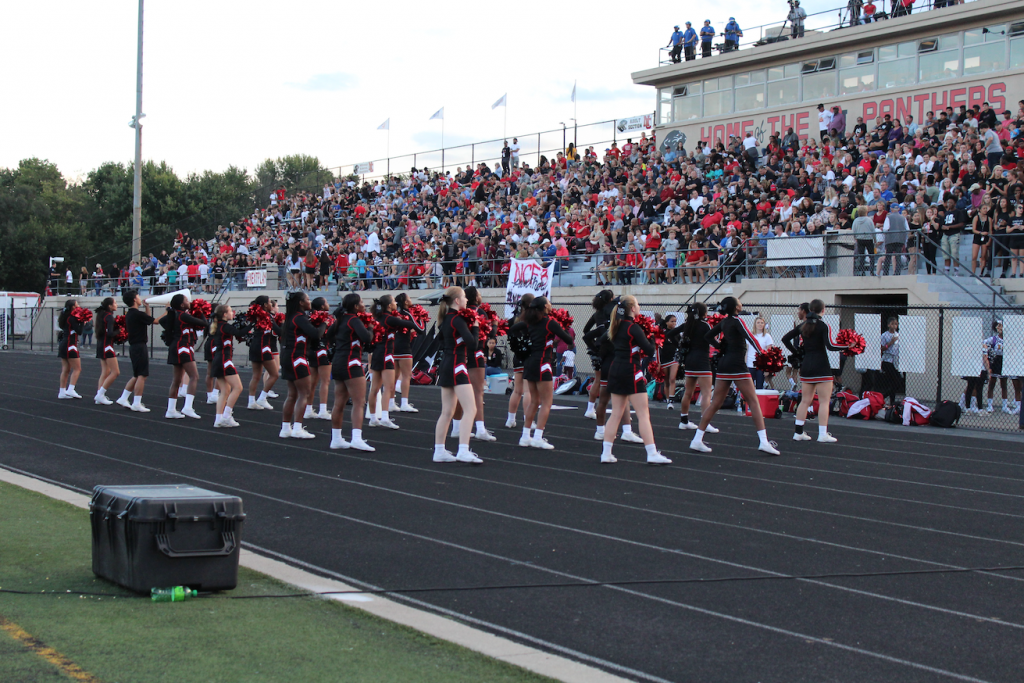 The+student+section+has+been+bringing+in+large+crowds.+With+the+teams+success+students+have+enjoyed+visiting+the+games.