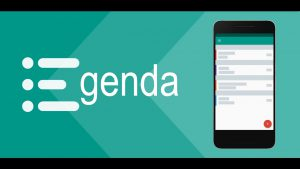 Egenda is a powerful management app. Picture credited to WaffleConGeek youtube channel.