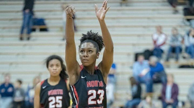 Jasmine McWilliams Commits