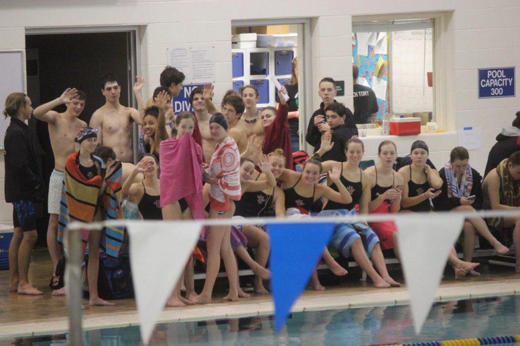 Girls+and+Boys+Swim+Against+Center+Grove
