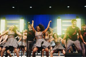 "Show Choir Advances to the State Competition After ""The Classic"""