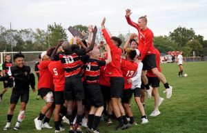 Boys soccer season recap