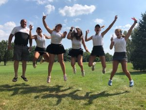 Girls golf season recap
