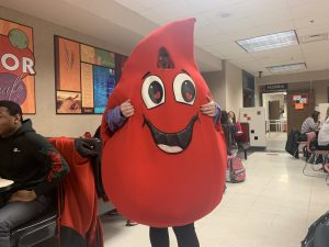 Blood drive aims to set new standards