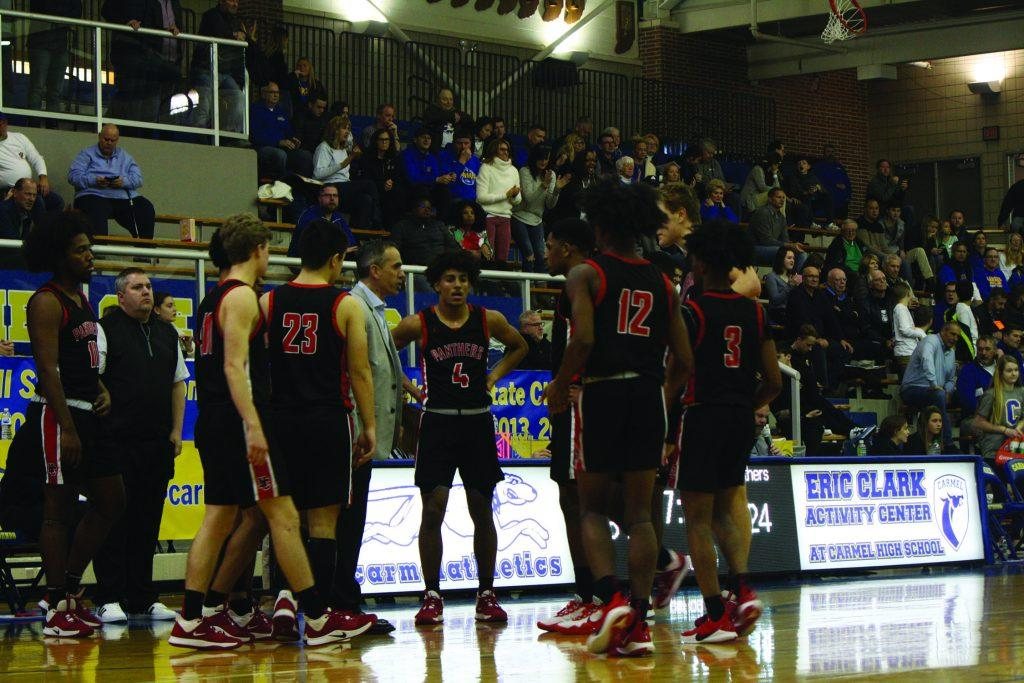 Boys basketball vs. Pike preview