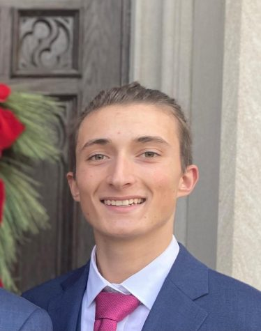 Writer Max Grueninger has been on the staff for three years. Grueninger is an opinion writer.